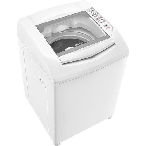 Lavadora de Roupas / Máquina de Lavar Brastemp, 11kg Branca - BWC11