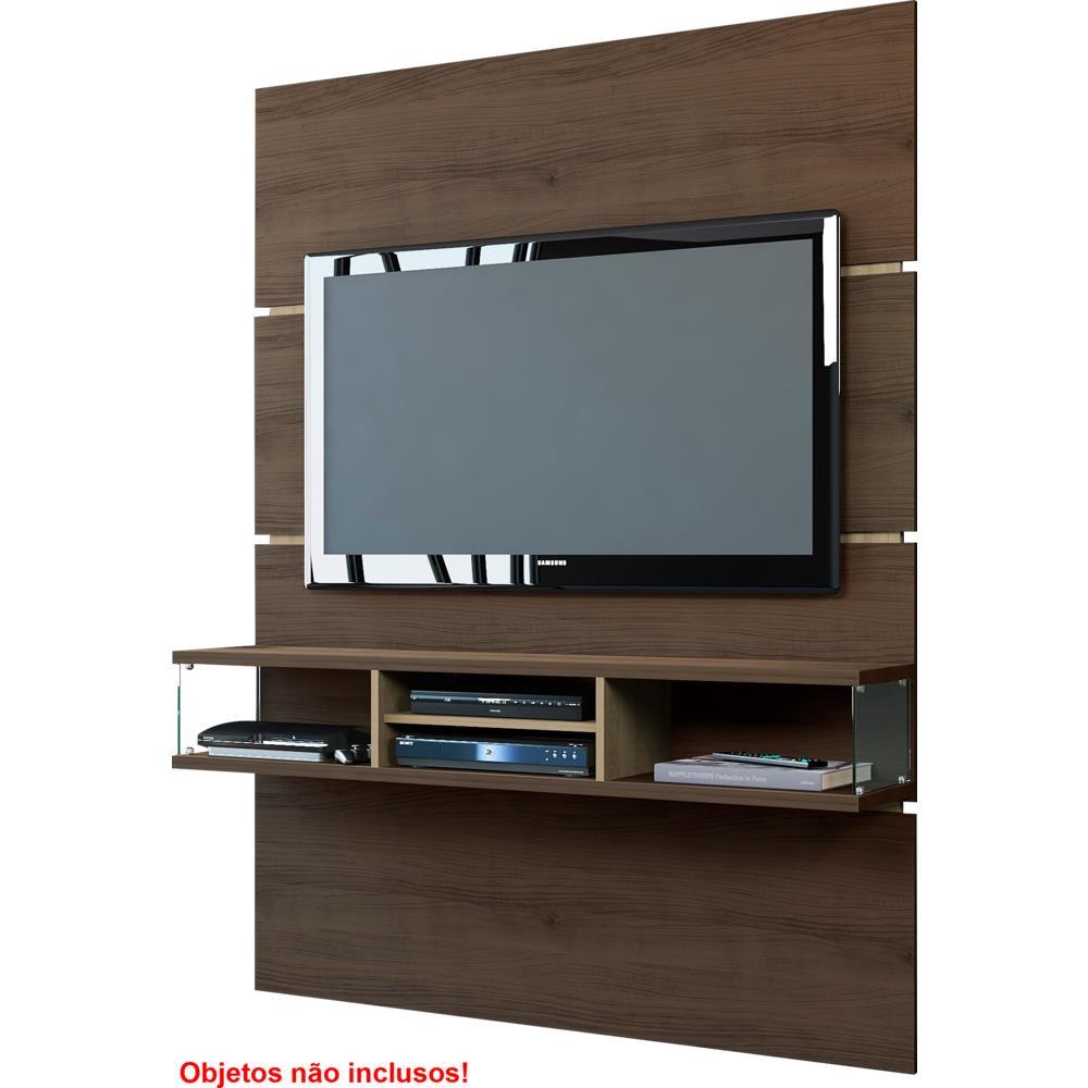 Painel Para Tv 2 Prateleiras E 4 Divis Rias Belaflex Pegasus  ~ Divisoria Para Quarto E Quarto De Luxo De Casal