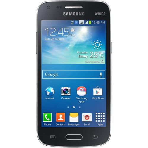 Smartphone Samsung Galaxy Core Plus Dual Chip 3g Tv Digital - Smg3502 Preto