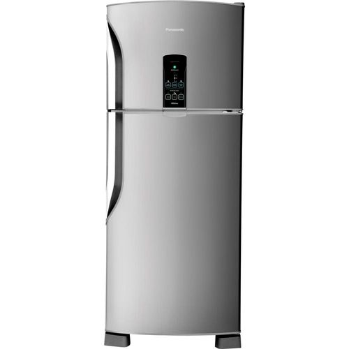 Geladeira / Refrigerador Panasonic, Duplex, Frost Free, 435L, Inox - NR - BT49