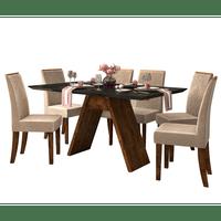 mesa-de-jantar-cristina-com-6-cadeiras-mdp-e-mdf-novo-mundo-preto-veludo-61220-0