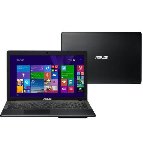 Notebook Asus X552EA, AMD E - Series, 4GB, 320GB, LED 15.6 ´