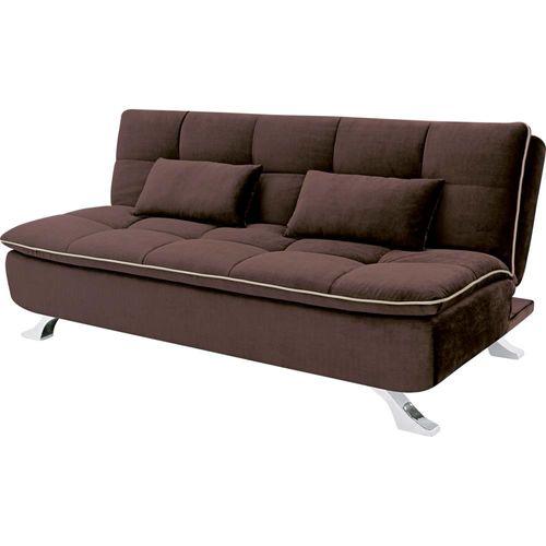 sofa-cama-com-tecido-suede-linoforte-mayara-marrom-36523-0