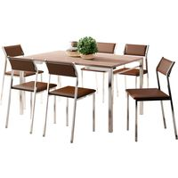 mesa-de-jantar-6-cadeiras-tecido-napa-carraro-1526-1709-nogueira-cacau-36622-0