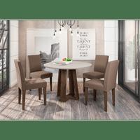 conjunto-sala-em-mdf-4-cadeiras-100-x-100-cm-isabelagiovana-vl02-castanhooff-white-61261-0