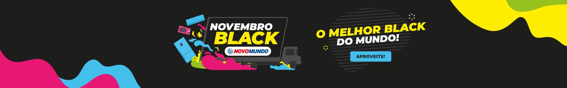 NOVEMBRO BLACK | CAPA