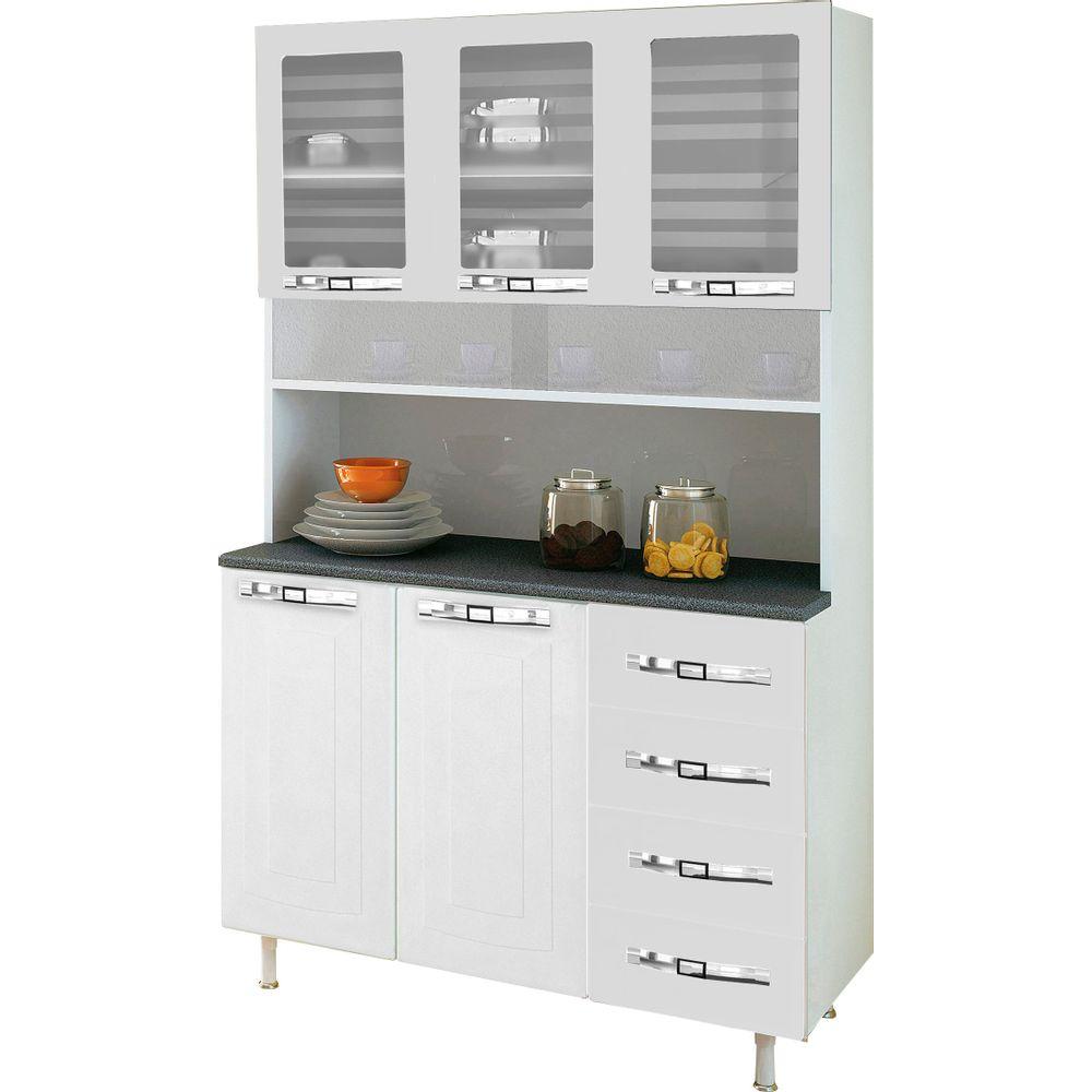 M Veis Cozinha Cozinha Compacta Colormaq Novo Mundo