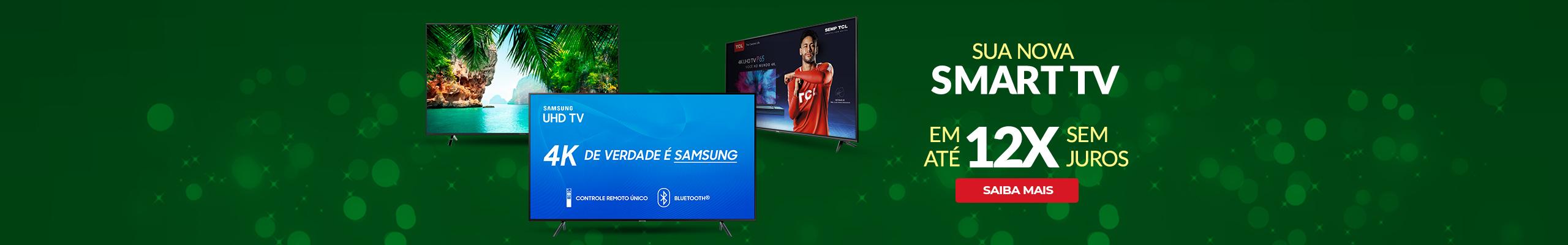 Sua nova Smart TV | 09 a 15