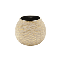 vaso-decorativo-royal-decor-ceramica-19-x-16cm-dourado-60278-vaso-decorativo-royal-decor-ceramica-19-x-16cm-dourado-60278-59700-0