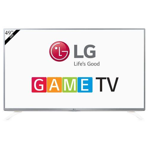 TV Led 49 ´ LG, Game Tv, Full HD, Time Machine Ready e DTV - 49LF5400