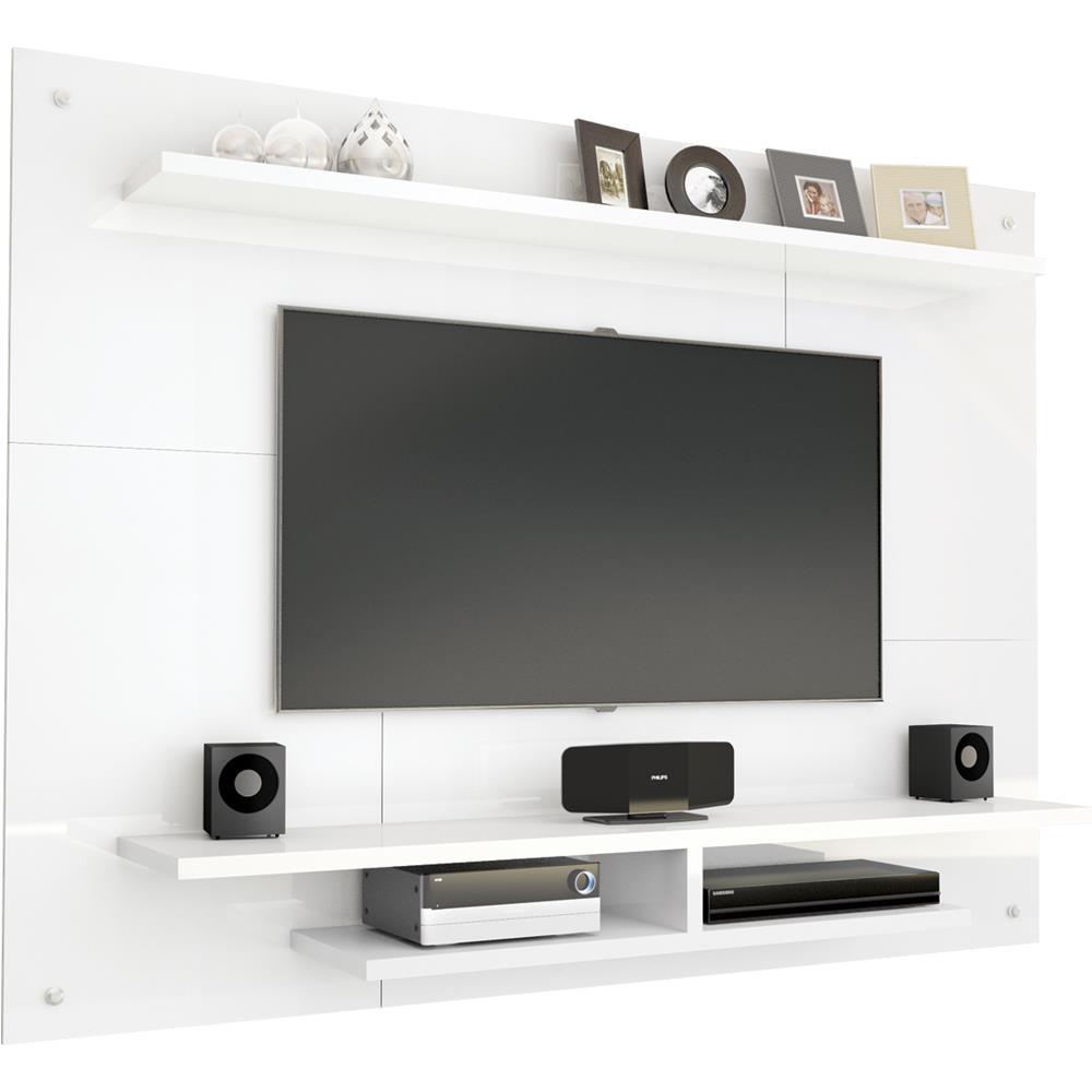 Painel Para Tv Em Mdf E Mdp Caemmun Home Invertis Novo Mundo ~ Painel Tv Quarto Bebe Com Altura Da Tv No Quarto