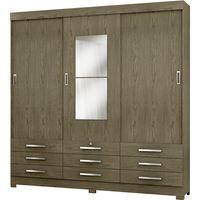 guarda-roupa-3-portas-9-gavetas-com-espelho-maxel-toquio-malbec-champagne-37167-0