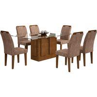 mesa-de-jantas-6-cadeiras-com-tampo-de-vidro-rufato-amsterda-1800-chocolate-36873-0