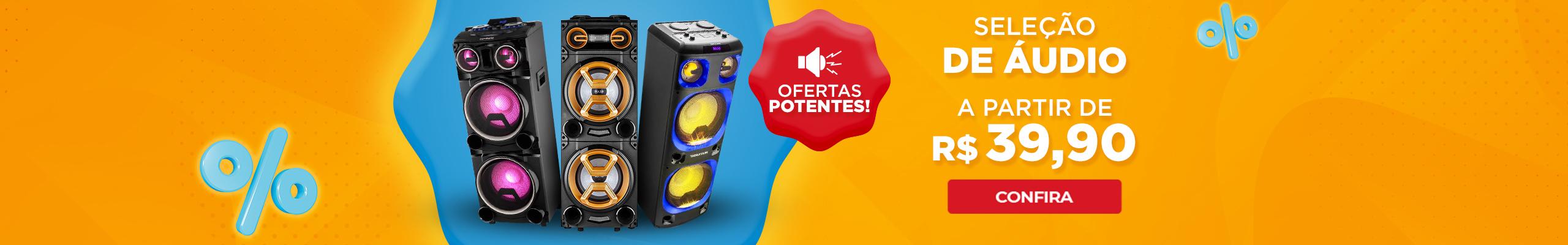 Ofertas Potentes Audio | 13 a 19/01