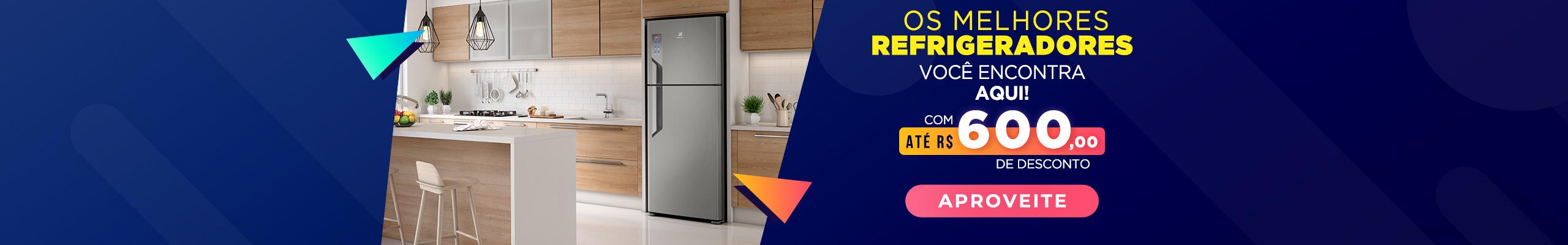 Os melhores refrigeradores | 27/01 a 02/02