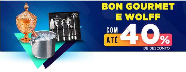 Bon Gourmet e Wolff  | 27/01 a 02/02