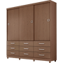 guarda-roupa-3-portas-9-gavetas-demobile-paraiso-cappuccino-touch-38275-0