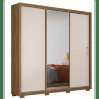 guarda-roupa-em-mdp-com-pes-3-portas-e-2-gavetas-espelho-demobile-residence-amendola-off-white-61579-0