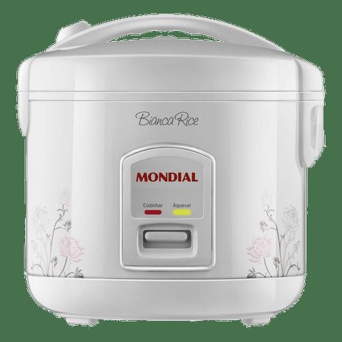 Panela Elétrica Mondial Bianca Rice, 4 Xícaras - NPE-05