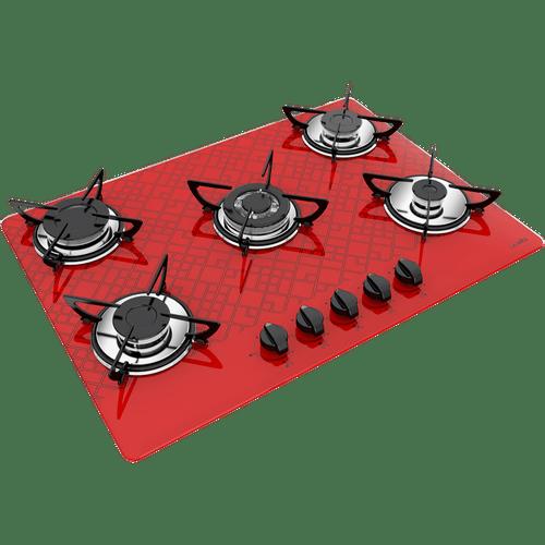 cooktop-casavitra-5-bocas-tetris-tripla-chama-vermelho-e10e56-537-bivolt-38588-0