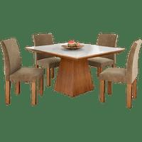 mesa-de-jantar-em-mdf-4-cadeiras-tampo-de-vidro-pietra-castanho-premio-veludo-caramelo-63736-0