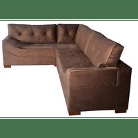 sofa-5-lugares-espuma-d23-tecido-tipo-veludo-1-puff-atraente-marrom-61670-0