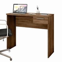mesa-para-computador-em-mdp-1-gaveta-puxador-de-aluminio-office-nt-2000-nogal-trend-62381-0