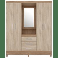 guarda-roupa-em-mdp-4-portas-3-gavetas-espelho-com-nicho-capelinha-persia-nogal-vanilla-63293-0