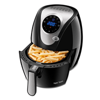 fritadeira-sem-oleo-air-fryer-mondial-family-painel-digital-touch-controle-de-temperatura-1500w-32l-inoxpreto-af-26-220v-65063-0