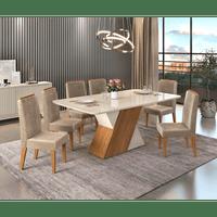 mesa-de-jantar-em-mdfmdp-6-cadeiras-tampo-chanfrado-com-vidro-rubi-carvalho-nobre-off-white-64773-0