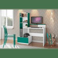 mesa-para-computador-em-mdp-1-gaveta-2-prateleiras-connect-branco-verde-65643-0