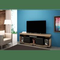 rack-home-para-tv-ate-46-mdp-2-portas-1-prateleira-pes-rodizios-home-tok-ii-natural-preto-65648-0