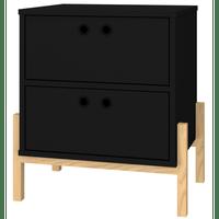 mesa-de-cabeceira-em-mdp-15mm-2-gavetas-bho-111-182-preto-62455-0