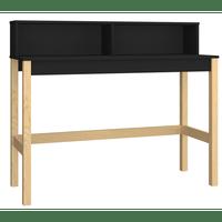 escrivaninha-em-mdp-2-nichos-pes-madeira-macica-bc80-preto-pinus-claro-62465-0