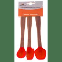 conjunto-de-colheres-para-servir-casa-ambiente-3-pecas-silicone-vermelhomarrom-eco048-conjunto-de-colheres-para-servir-casa-ambiente-3-pecas-silicone-vermelhomarrom-eco048-64882-0