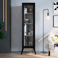 cristaleira-3-prateleiras-1-porta-vidro-pes-em-madeira-malta-brune-preto-64170-2