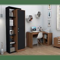 armario-multiuso-em-mdp-2-portas-3-prateleiras-5-nichos-moove-preto-castanho-65709-0