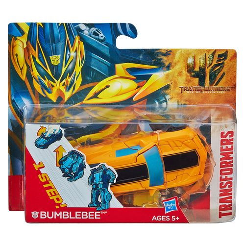 1688bb6c41 Boneco Transformers One Step Changers Bumblebee - Hasbro - Novo Mundo