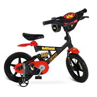 BicicletaXBikeAro12BatmanBandeirantes