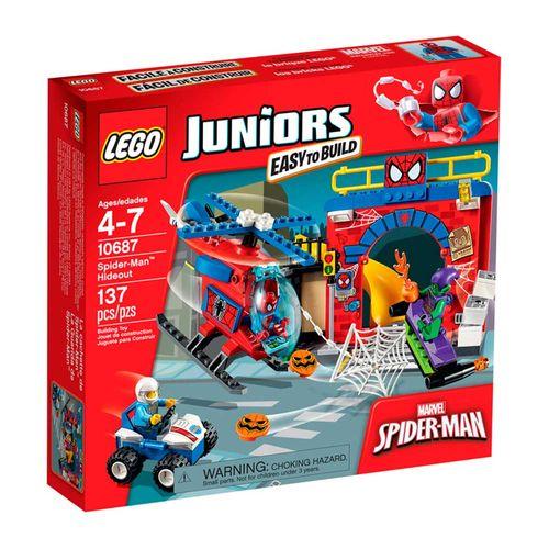 LegoOEsconderijodoHomemAranhaLEGO