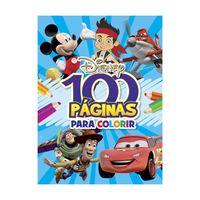 DisneyMeninos100PaginasparaColorirRideel