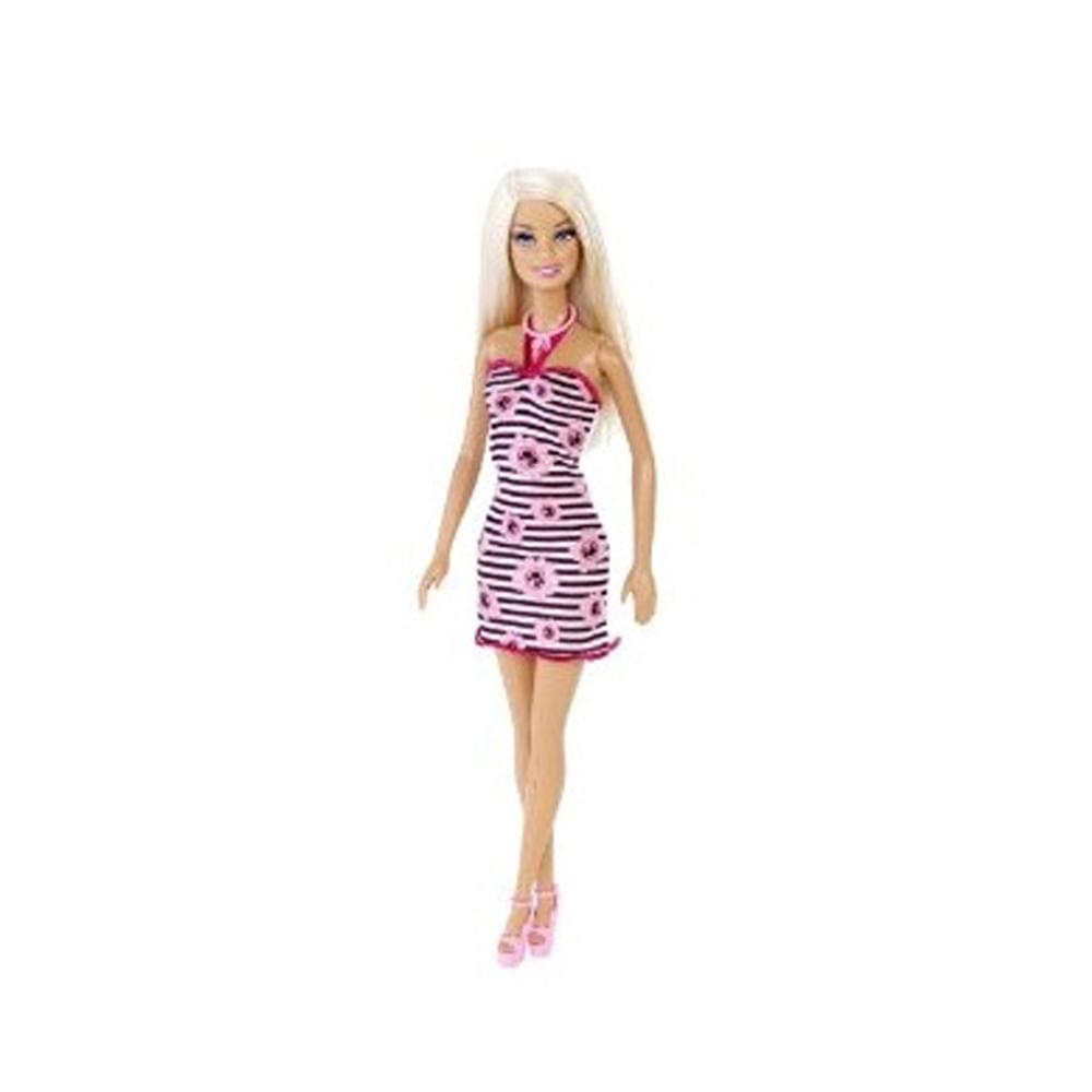16c56a206 Barbie Fashion and Beauty Colar Rosa Claro - Mattel - Novo Mundo