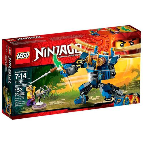 LegoNinjago70754EletromechLEGO