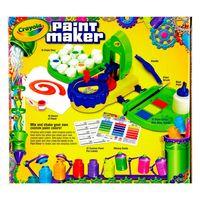 PaintMakerFabricadeTintaCrayola