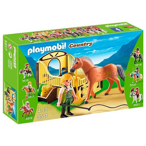 PlaymobilCavalosColecionaveis5517Sunny