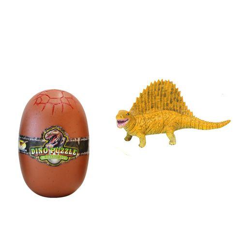 Boneco Dino Puzzle Parte 2 Pequeno Dimetrodon Fun Divirta-se