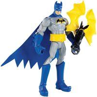 BatmanFiguraPowerAttackCyberbatBatmanMattel