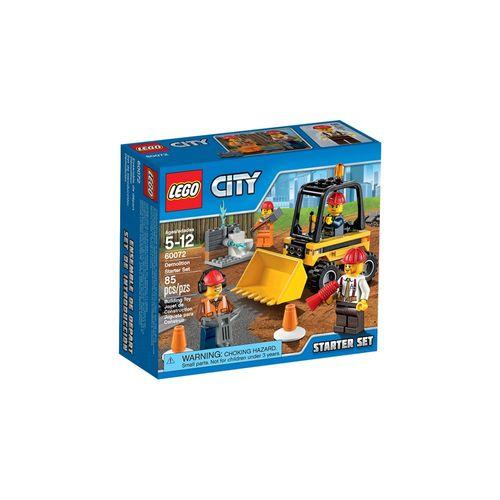LegoConjuntodeIniciacaoparaDemolicaoLEGO