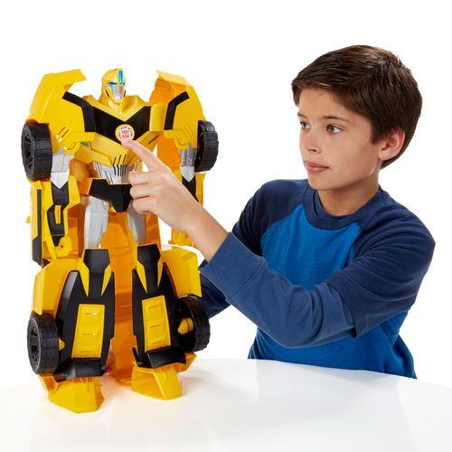 TransformersRidSuperTitanBumblebeeHasbro