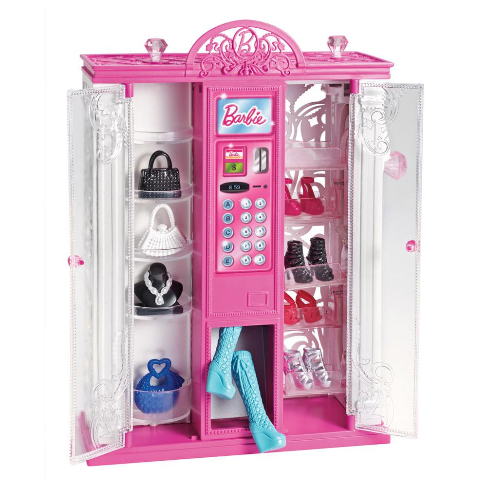 335c972ac Barbie Dreamhouse Máquina Empreendedora de Modas - Mattel - Novo Mundo